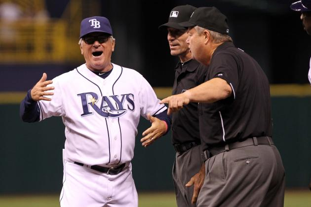 MLB Umpires You Would Hate to Have Calling Your Team's Big Game
