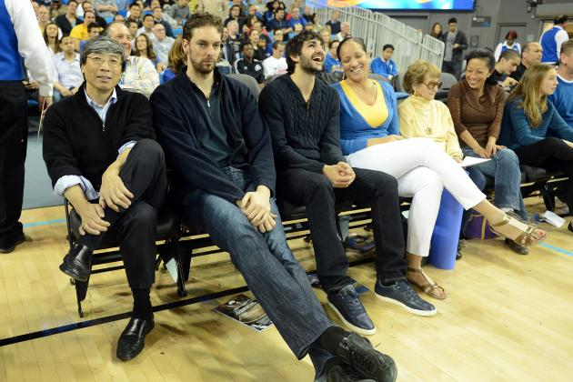 Grading Every Aspect of Pau Gasol's Game Since Returning from Foot Injury