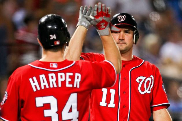 Bryce Harper, Ryan Zimmerman and the 5 Best 1-2 Punches in the National League
