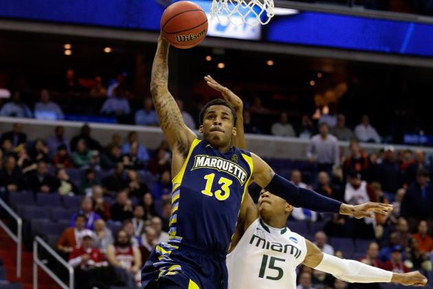 Marquette Golden Eagles' Blueprint to Beat Syracuse Orange in Elite Eight