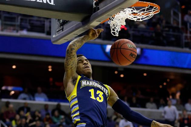 Top Players to Watch on Day 9 of NCAA Tournament
