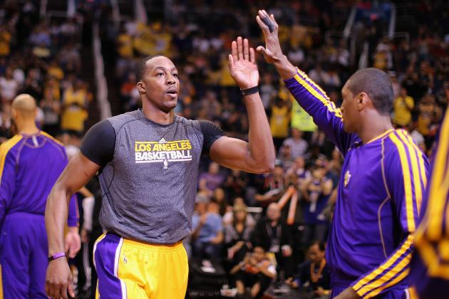 Projecting L.A. Lakers' 2013 Free Agency Big Board