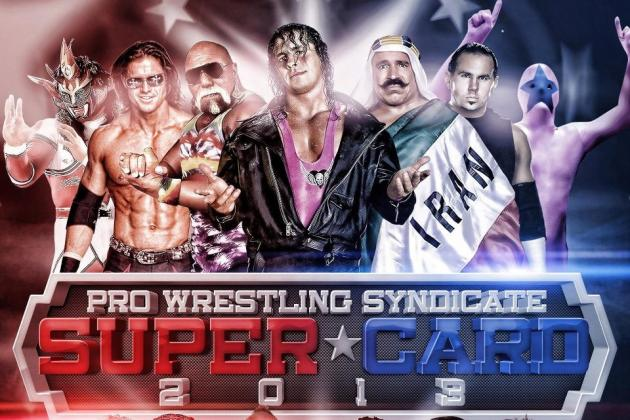 WWE WrestleMania 29 Weekend: PWS SuperCard Night One Predictions