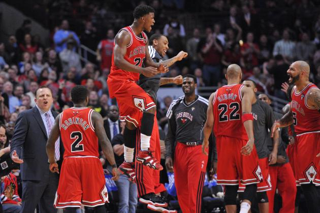 Chicago Bulls: Game-by-Game Predictions for the Month of April