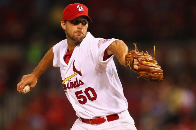 Ranking the Top Cy Young Candidates on MLB Opening Day 2013