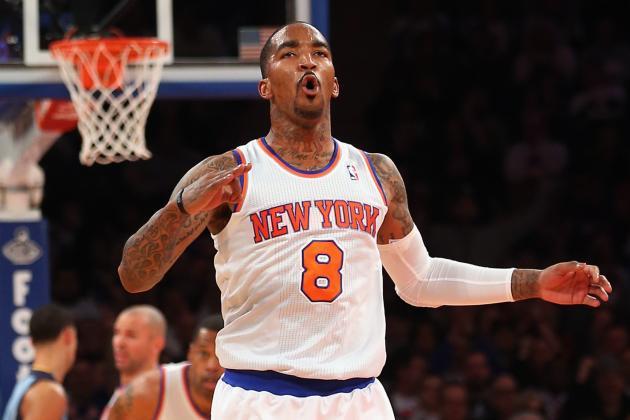 Charlotte Bobcats vs. New York Knicks: Postgame Grades and Analysis for NYK