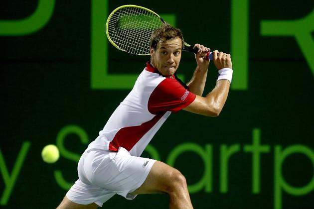 2013 Sony Open: History of Andy Murray and Richard Gasquet