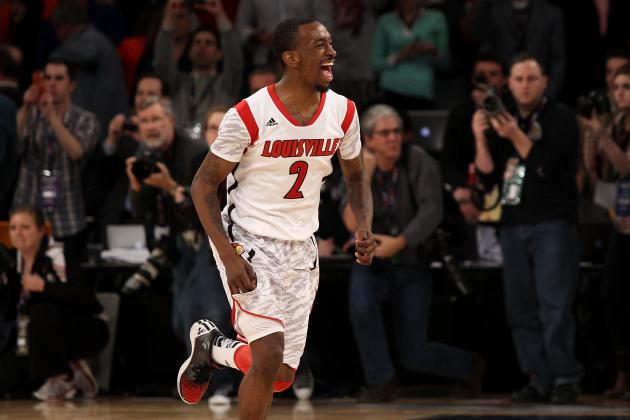 Why Louisville's Russ Smith Is Exceeding the Hype in 2013 NCAA Tournament