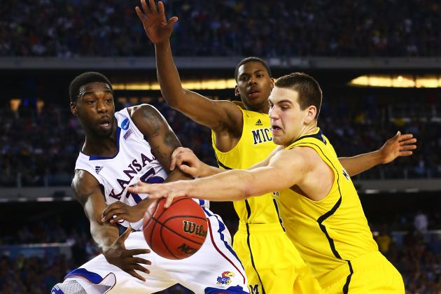 Kansas Basketball: Who's to Blame for Sweet 16 Collapse Against Michigan?