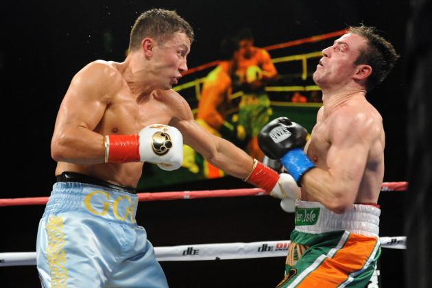 Ranking the Best Possible Opponents for Gennady Golovkin's Next Fight