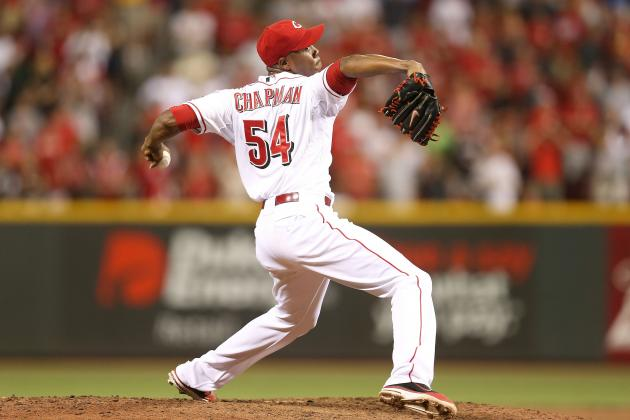 Pros and Cons of Keeping Aroldis Chapman in the Closer's Role Long Term