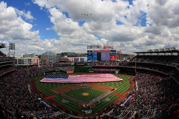 Washington Nationals' Final Spring Training Stats for Opening Day Lineup