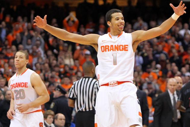 Updated NBA Mock Draft Heading into 2013 Final Four