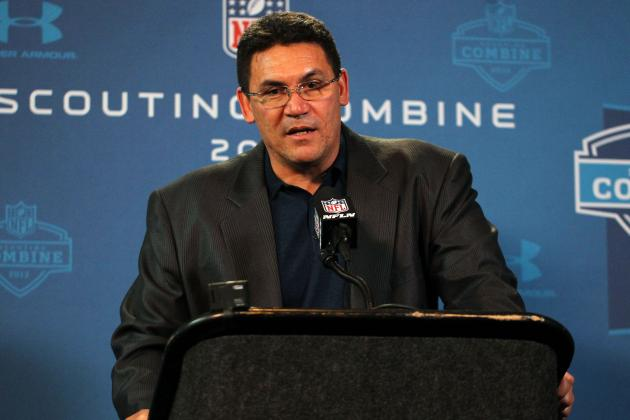 The Biggest Questions for the Panthers Heading into 2013 Draft