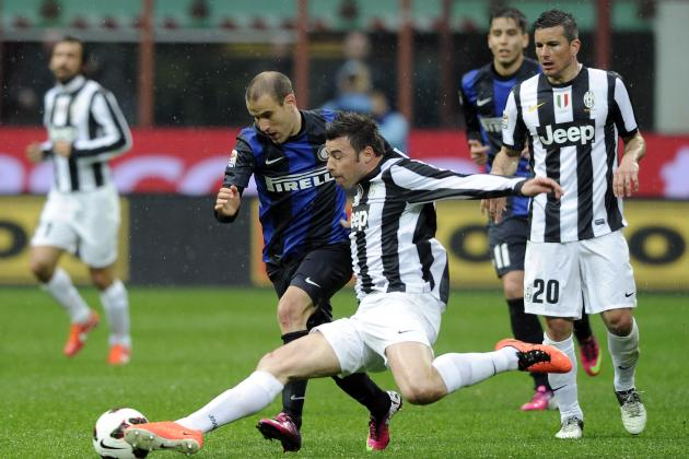 Inter Milan vs. Juventus: Rating Both Sets of Players