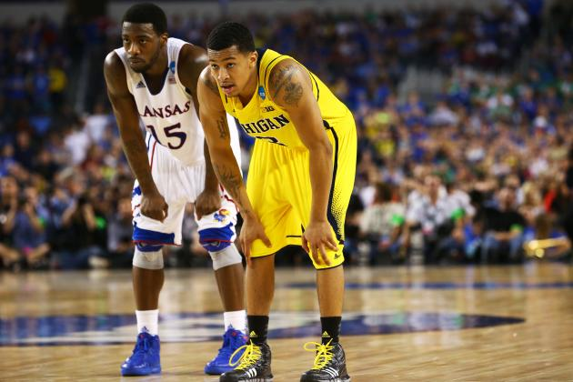 Kansas Basketball: Where Michigan Collapse Ranks Among All-Time Toughest Losses