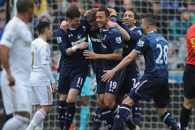 Swansea City vs. Tottenham Hotspur: 6 Things We Learned in Premier League Clash
