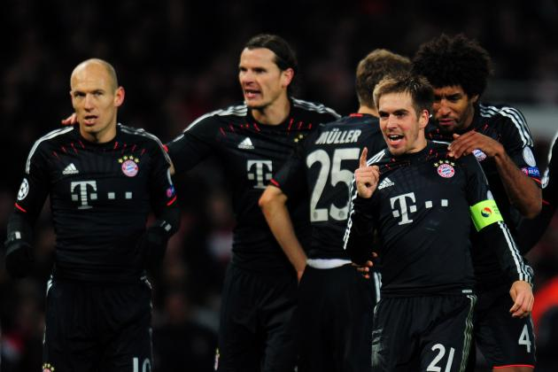 What We Learned from Bayern's 9-2 Thrashing of Hamburg