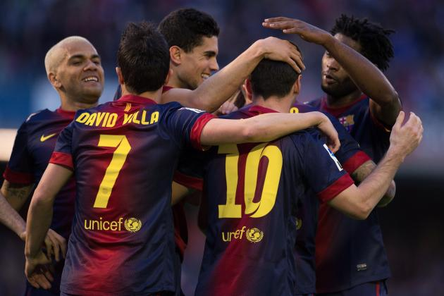 Celta Vigo vs. Barcelona: 5 Things We Learned