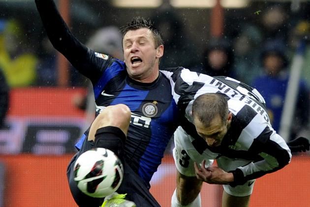 Inter Milan vs. Juventus: 5 Things We Learned