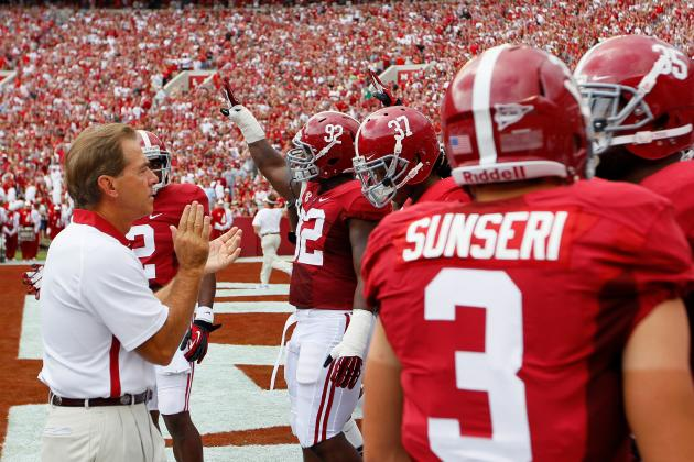 Alabama Football Recruiting: Tide's Top 2014 Target at Every Position