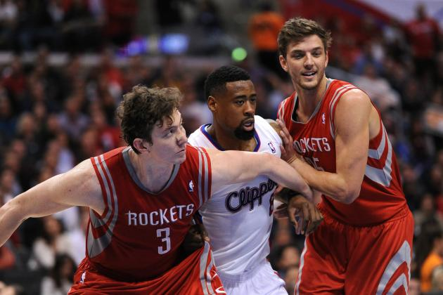 Houston Rockets vs. Los Angeles Clippers: Postgame Grades, Analysis for Houston