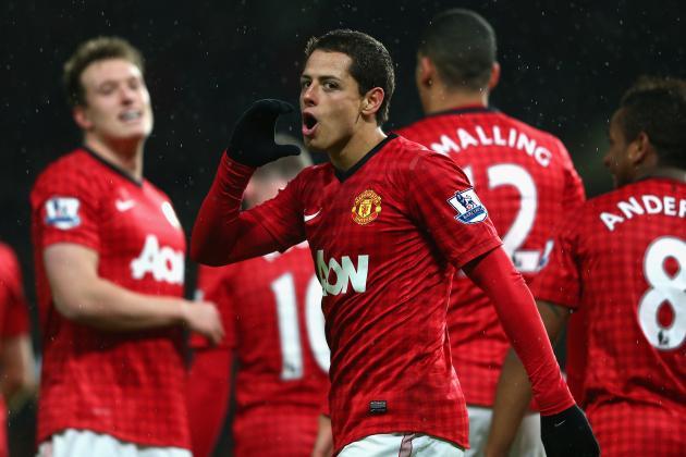 World Football Gossip Roundup: Javier Hernandez, Jose Mourinho, Frank De Boer
