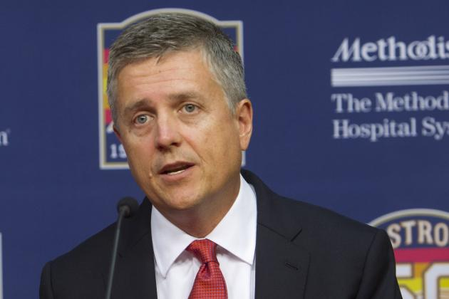 Grading Every Jeff Luhnow Trade with the Houston Astros