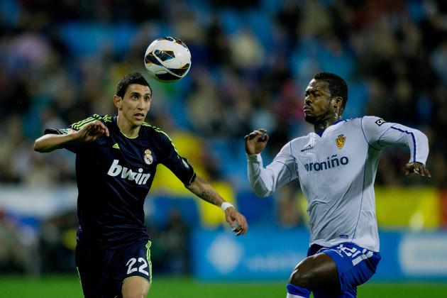 Real Zaragoza vs. Real Madrid: 5 Things We Learned