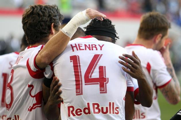 New York Red Bulls 2-1 Philadelphia Union: 5 Things We Learned
