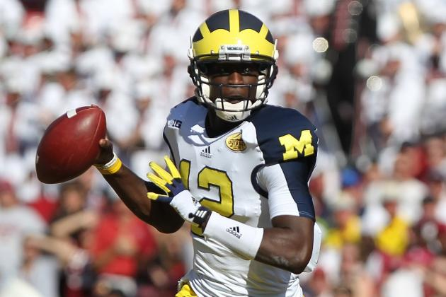 Michigan Football: 4 Early Standouts from Spring Practice