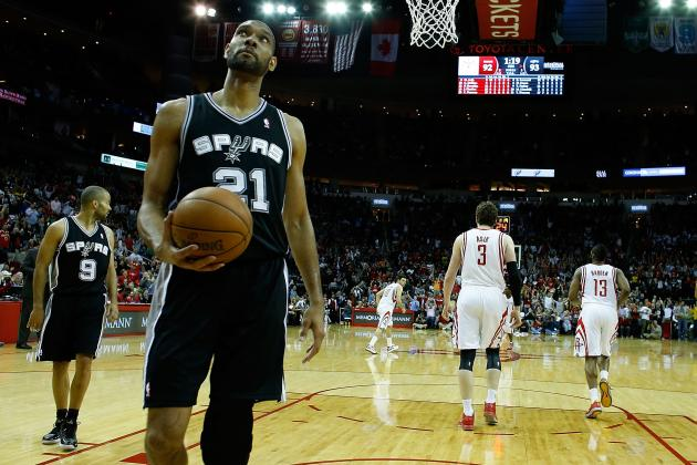 Ranking the Top 5 San Antonio Spurs Games to Watch in April