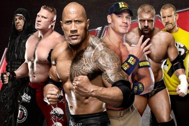 WWE WrestleMania 29: 29 Reasons Why We Love WrestleMania
