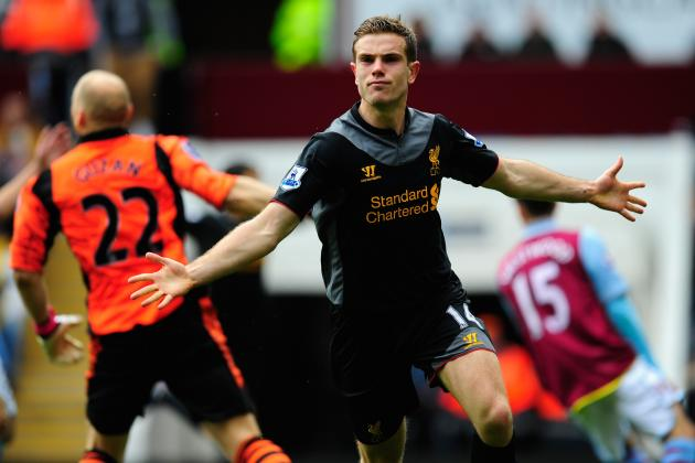 Aston Villa 1-2 Liverpool: Rating the Liverpool Players