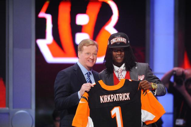 The Biggest Questions for the Cincinnati Bengals Heading into the 2013 NFL Draft
