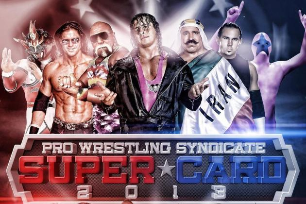 WWE WrestleMania 29 Weekend: PWS SuperCard Night 2 Predictions