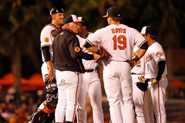 1 Bold Prediction for Every Player on Baltimore Orioles 25-Man Roster