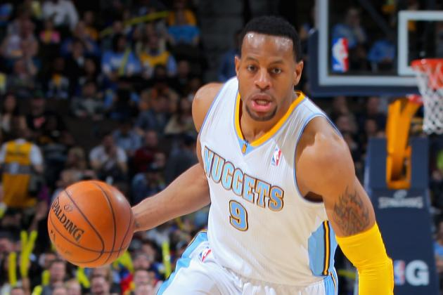 Ranking Best Potential 2013 Free-Agent Fits for Andre Iguodala