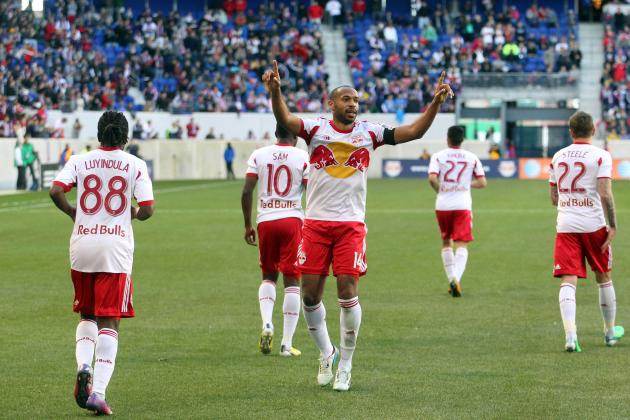 Best and Worst from MLS Week 5
