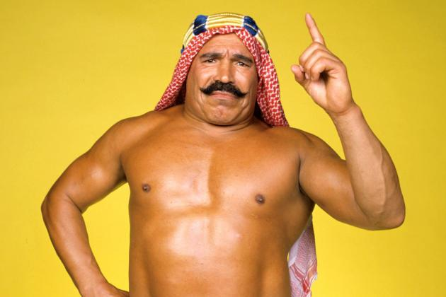 Respect the Legend: Iron Sheik Choose Who Win, Who Lose at the WrestleMania 29