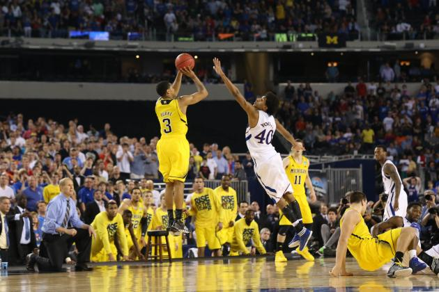 Ranking the Most Amazing Plays of the NCAA Tournament Through the Elite Eight