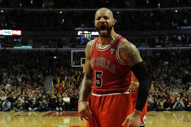 Detroit Pistons vs. Chicago Bulls: Postgame Grades and Analysis for Chicago