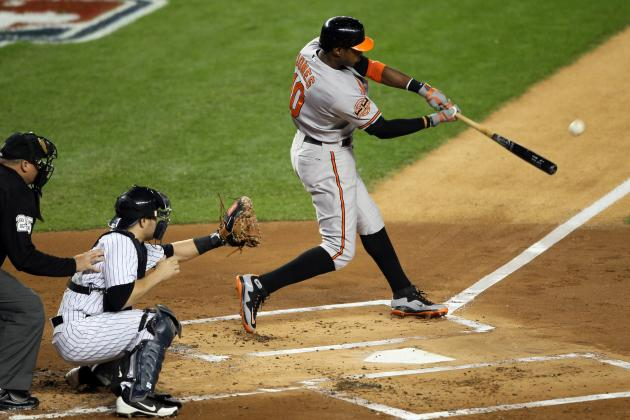 2013 MLB Season: Previewing the Baltimore Orioles Opening Day Lineup
