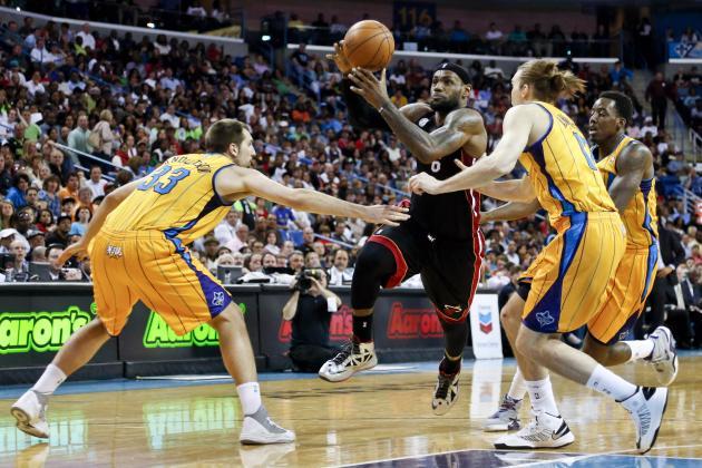 Updated NBA MVP Odds: Entering Season's Final Push