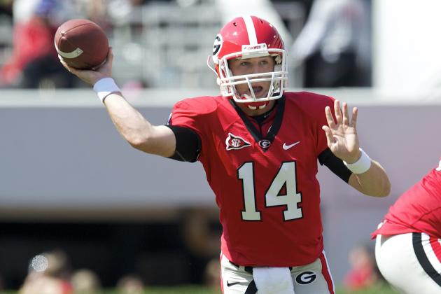 10 Best Backup QBs for 2013 College Football Season