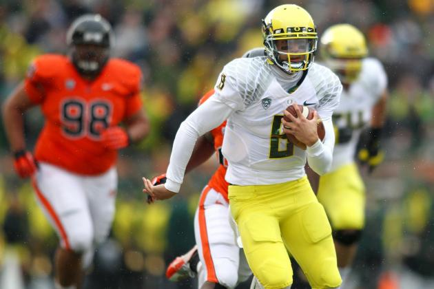 Oregon Football: 5 Most Valuable Players for 2013