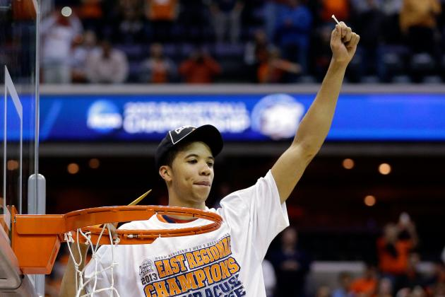 Syracuse Basketball: Where Does 2013 Final 4 Team Rank in Orange History?