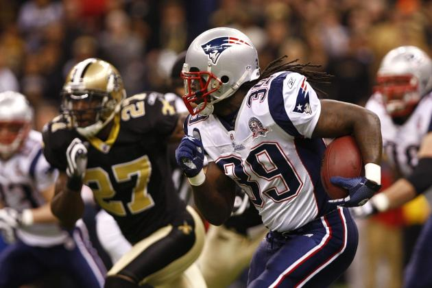 The 10 Biggest NFL Draft Busts in New England Patriots' History