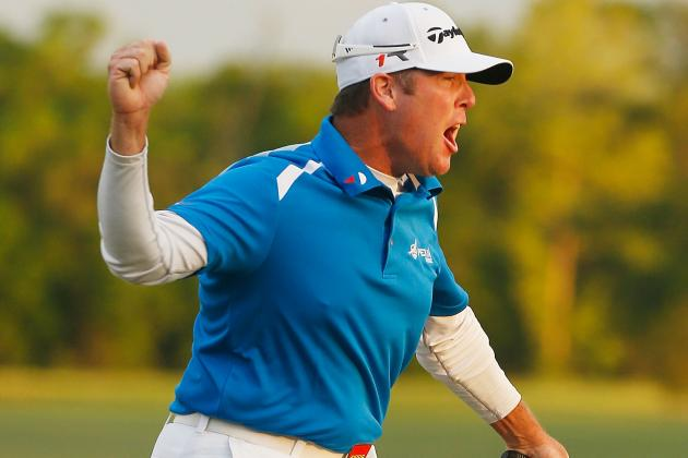 Winners and Losers from the PGA Tour's Shell Houston Open