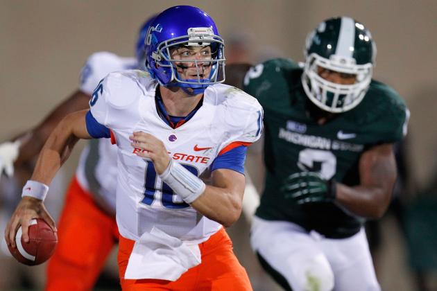 Boise State Football: 5 Lessons the Broncos Learned from Last Season